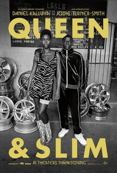 Queen & Slim Directed by Melina Matsoukas. With Daniel Kaluuya, Jodie Turner-Smith, Bokeem Woodbine, Chloë Sevigny. A couple's first date takes an unexpected turn when a police officer pulls them over. Will Turner, Fast And Furious, Beau Film, Free Movie Websites, Films Netflix, Film Vf, Rambo, The Blues Brothers, African Americans