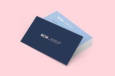 Thumb Clean Business Card Mockup