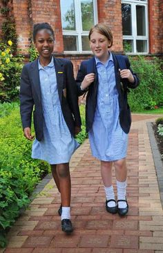 #ClippedOnIssuu from Towards the Light: A Portrait of Withington Girls' School