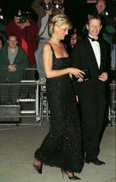 Princess Diana on her 36th birthday, July 1st, 1997.
