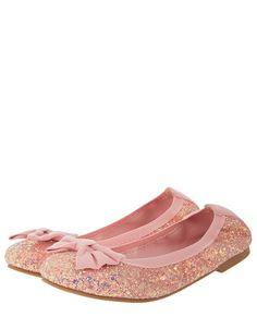 172c6f1256c05 Monsoon Ballerines élastiques à paillettes Daria Chaussures 30