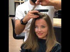 Long To Short Hair, Short Pixie, Pixie Cut, Short Hair Styles, Women Haircuts Long, Undercut Hairstyles Women, Hair Cutting Videos, Hair Videos, Forced Haircut