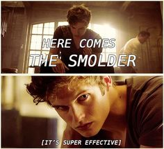 Here comes the smolder round III