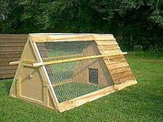 HUGE chicken tractor gallery here! lot's of inspiration