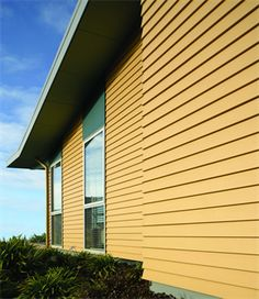 Hardie Artisan Siding With No Trim On Corners For A