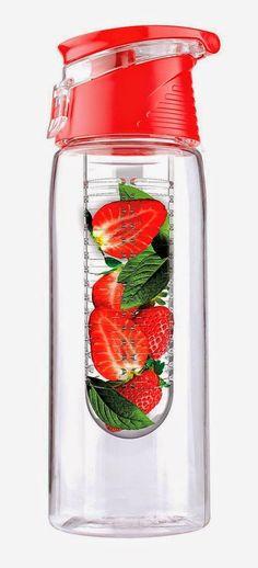 Flavor-it Water Bottle ($9.99) ~ 25 BEST Gifts for Moms {& Grandmas too!} ... #wishlist #gift