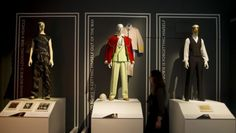 'David Bowie Is' exhibition at the Victoria & Albert Museum