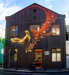 Sonny street art