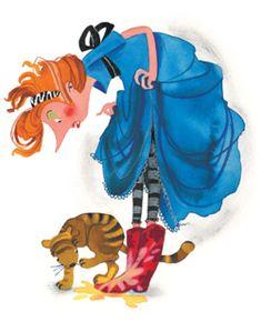 Tipper, Tijgerbaby en de rest met illustraties van Noëlle Smit.