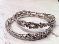 Beatka crystal bracelet set