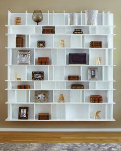 Bo Concept Como bookshelf. My next purchase for the home.
