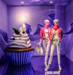 Brenda, cupcakes are just muffins that went to fashion school, pinned by Ton van der Veer
