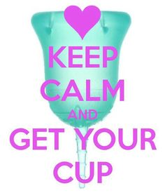 keep calm and get your cup
