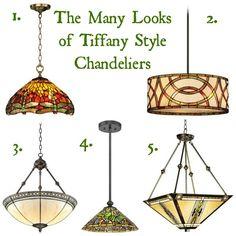 Design Lesson: Tiffany Chandeliers - Lighting & Interior Design ...