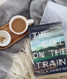"Book Club — The Girl On The Train — Please join in the discussion for our no obligation, no pressure book club. This month we are discussing ""The Girl On The Train"" by Paula Hawkins. Grab a cup of coffee and get comfy. I welcome you to click thru to read and comment on the discussion page."