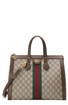 772fc4899eb New Gucci Medium Ophidia GG Supreme Canvas Satchel Women s Fashion  Handbags.   2150  yourfavoriteclothing Fashion is a popular style