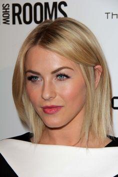 Julianne Hough - like her makeup.
