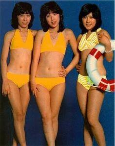 「キャンディーズ 水着」の画像検索結果