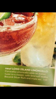 Olive Garden - Long Island Limoncello