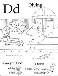 Free Printables. Combine with other activities to teach and reinforce the alphabet.