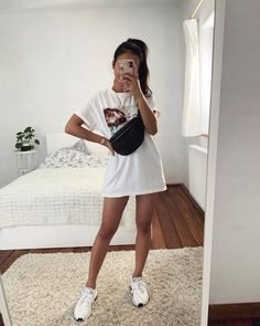 everyday outfits for moms,everyday outfits simple,everyday outfits casual,everyday outfits for women Mode Outfits, Girl Outfits, Fashion Outfits, School Outfits, Cute Casual Outfits, Summer Outfits, Simple Outfits, Vetement Fashion, Teenage Outfits