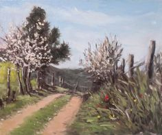 Painting Tuscany: SPRING FORWARD, FALL BACK!