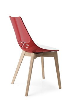 Connubia Calligaris | Jam Dining Chair | Matching bar stool available.