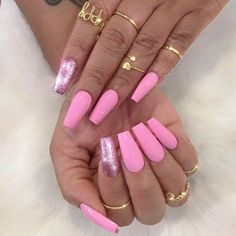 Find images and videos about beautiful, nails and nail art on We Heart It - the app to get lost in what you love. Cute Summer Nails, Cute Nails, Pretty Nails, Elegant Nails, Stylish Nails, Coffin Nails, Gel Nails, Nail Polish, Sugar Nails