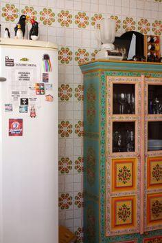 Casinha colorida: Rapidinha décor: Quarto & Sala