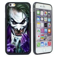 Fashion Batman Joke Silicone Case for iPhone 4s 5 5S SE 5C 6 6S Plus Phone Cover #UnbrandedGeneric