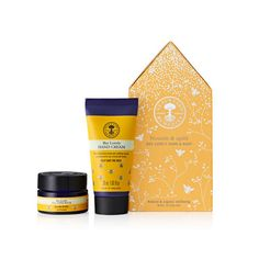 Buy Neal's Yard Remedies Nourish & Uplift Bee Lovely Hand & Body Gift and other Neal's Yard Remedies products at LoveLula - The World's Natural Beauty Shop. Organic Beauty, Organic Skin Care, Natural Beauty, Beauty Shop, Diy Beauty, Neals Yard Remedies, Hand Cream, Body Care, Holiday Gifts