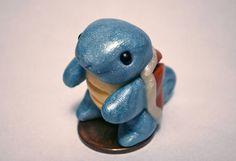 Pokémon Generation 1 Clay Figurines: Pennymon