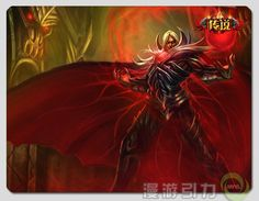 league of legends lol blood lord vladimir mouse pad