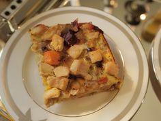 Leftover Turkey and Stuffing Casserole Recipe : Damaris Phillips : Food Network - FoodNetwork.com