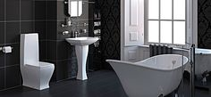 Create the look for the Antonio Cooke & Lewis Bathroom | How to | diy advice | B