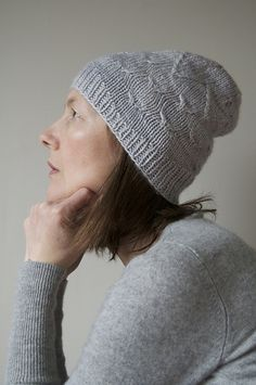 Ravelry: Sea to Sky Hat pattern by harmony and rosie