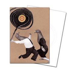 Gruß- und Postkarte: Every- & Anything #6