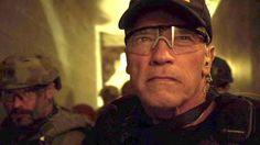 """Segundo tráiler de """"Sabotage"""" con Arnold Schwarzenegger."""