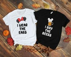 Mickey and Minnie Disney Couple Shirts, Disney couple shirts, Disney matching shirts, Disneyland matching GIFT, Her and His Couple Shirts Disney Couple Outfits, Disney Vacation Shirts, Matching Disney Shirts, Matching Couple Shirts, Couple Tshirts, Disney Couples, Disney Shirts For Family, Disney Trips, Disney Clothes