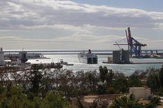 Malaga Puerto, Hafen, Spanien