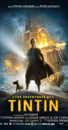 The Adventures of Tintin: The Secret of the Unicorn (2011)