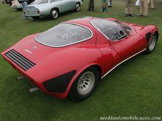 あごひげ海賊団 : アルファロメオ史上最高に美しいと評される車が本当に美しすぎる
