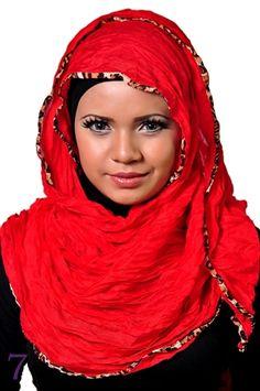 Crinkle Maxi Hijabs