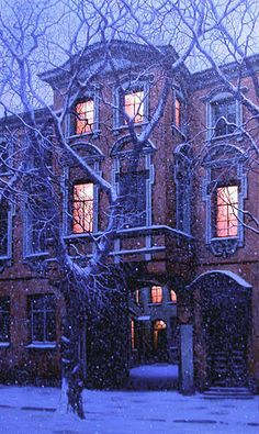 Passage Home, by Alexei Butirskiy