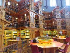 biblioteca parlamento ottawa canadá