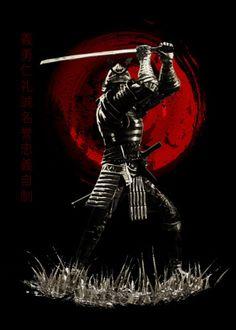 Bushido Samurai Blocking #bushido #samurai