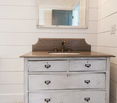 ... images about Bathroom on Pinterest Trough Sink, Vanities and Sinks