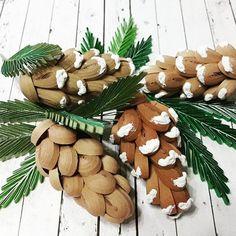 quilling -pinecone #quilling#paperquilling #quillingpinecone #quillingart#papercrafts #paperart#paperpinecone #handmade #종이감기#종이감기공예#종이감기솔방울#종이공예#종이솔방울#솔방울#핸드메이드#クイリング#ペーパークラフト#手作り
