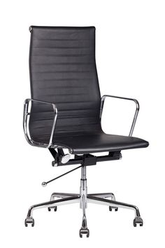 replica charles eames style leather office chair with clean lines and a modern design bedroomsweet eames office chair replicas style
