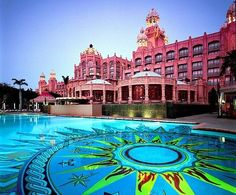 Sun City, South Africa, can't wait to go back! Leading Hotels, Kwazulu Natal, Sun City, Lost City, Rest Of The World, Places To Travel, South Africa, Places Ive Been, Palace